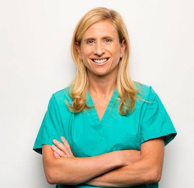 Photo of Elisa Port, M.D., author of New Generation Breast Cancer Book