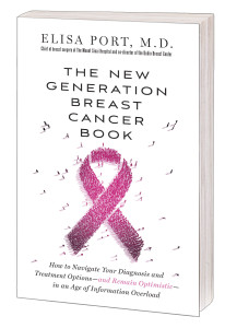 Image of the New Generation Breast Cancer Book
